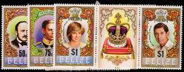 Belize 1984 House Of Tudor Unmounted Mint. - Belize (1973-...)