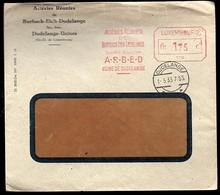 1933 Oudelange Aciéries Réunies Burbach-Eich-Dudelange (291) - Luxembourg