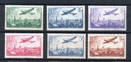L France PA N° 8 à 13 ** Cote 300 Euros . A Saisir !!! - 1927-1959 Nuevos