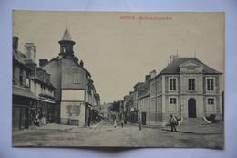 DOZULE-mairie Et Grande Rue - France