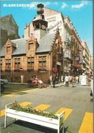 BLANKENBERGE - Ancienne Maison Communale - Oblitération De 1976 - Blankenberge