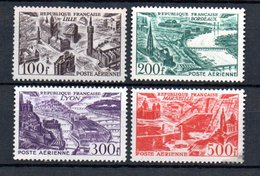 L France PA N° 24 à 27 ** Cote 110 Euros . A Saisir !!! - Luftpost