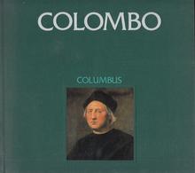 COLOMBO Di Luis Albuquerque (cm.24xcm.24) Inglese E Portoghese (copie Numerate) - Viaggi