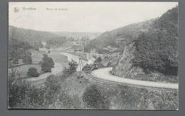 Bouillon - Route De Corbion - Tramway - 1913 - Coll. A. Stroobant - - Bouillon