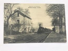ROUILLÉ - La Gare - France