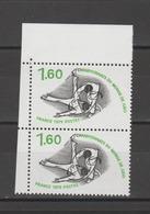 FRANCE / 1979 / Y&T N° 2069 ** : Judo X 2 En Paire - Gomme D'origine Intacte - Neufs