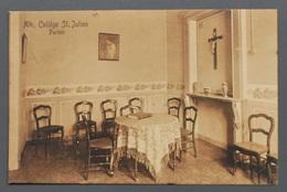 Ath - Collège Saint-Julien - Parloir - Ed. De Tulp, Haarlem - 1911 - Ath