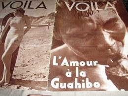 VOILA/ AMOUR ORENOQUE /VILLE NUE /SAINT DENIS CHARMEUR RATS /VACANCES M PERRICHON - Livres, BD, Revues