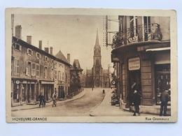 MOYEUVRE-GRANDE Rue Grammont - France