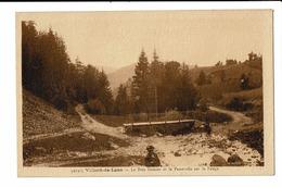 CPA - Cartes Postales-France - Villard-de-Lans - Le Bois Damier Et La Passerellesur La Fauge- S4149 - Villard-de-Lans