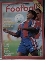 France Football N° 2487 Du 7 Décembre 1993 WENGER Juge La Crise - MONACO - BORDEAUX - MILAN - Sport