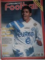 France Football N° 2488 Du 14 Décembre 1993 WORLD CUP 94 - MARSEILLE De Bas En Hauts - GRESS - EUROPE - Sport
