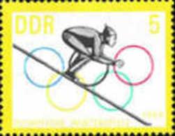 DDR - Winter Olympic Games - Innsbruck 1964, Austria - 1964 - [6] Democratic Republic