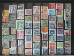 Stamps Of The World: (Republic Of ) China +- 262 Stamps - Chine
