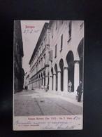 Bologna - Palazzo Marconi  Sec. XVI - Via S. Vitale - Bologna