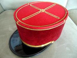 KEPI D'ASPIRANT MEDECIN DU SERVICE DE SANTE MODELE 1919-1931 - Headpieces, Headdresses