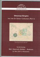 Ottoman Empire (Heinrich Köhler) - Auktionskataloge