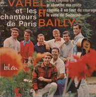 Disque 45 Tours VAREL ET BAILLY - 1964 - Disco, Pop