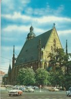 Messestadt Leipzig - Thomas Kirche. Germany. Sent To England. B-3373 - Leipzig