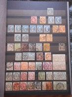 PHILATELIE, COLLECTION TIMBRES ANCIENS DE FRANCE  EN ALBUM Y Et T, TOUS LES SCANS, PETITS FORMATS - Stamps