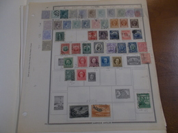 Lot N° 613 CUBA Neufs * Et Obl. Sur Page D'albums .. No Paypal - Sammlungen (im Alben)
