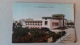 CASABLANCA (Maroc) - Le Tribunal. - Casablanca