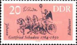 DDR - Famous Artists - 1964 - [6] Democratic Republic