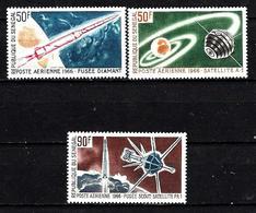 SENEGAL Aer49/51* Lancement Du Premier Satellite Français - Senegal (1960-...)