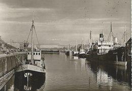Germany  Kiel -   Nord  Ostsee Kanal. Prinz-Heinrich-Brücke Und Schleuse.  Sent To Denmark 1962  B-3375 - Kiel