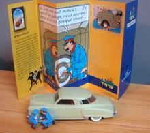 VOITURE STUDEBAKER, COMMANDER REGAL DE LUXE COUPE De 1947, 1/43, Tintin Au Pays De L'Or Noir - Tintin