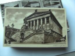 Duitsland Deutschland Berlijn Berlin Nationalgalerie - Andere