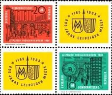 DDR - Leipzig Spring Fair-1964 - [6] Democratic Republic