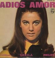 Disque 45 Tours SHEILA  - 1971 - Disco, Pop