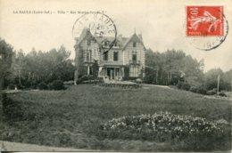 """CPA - LA BAULE - VILLA """"KER MORICE"""" (ETAT PARFAIT) - La Baule-Escoublac"""