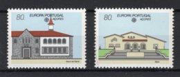 (B) Portugal - Azoren CEPT 409/410 MNH** - 1990 - 1990