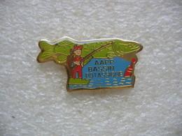 Pin's De L'association De Pêche AAPP Du Bassin Potassique - Associations