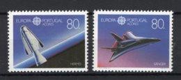 (B) Portugal - Azoren CEPT 415/416 MNH** - 1991 - 1991