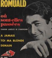 Disque 45 Tours ROMUALD - 1964 - Disco, Pop