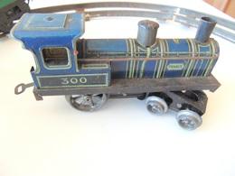 TRAIN CHARLES ROSSIGNOL ANNEE 1920 CR300 - Jouets Anciens