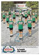 CARTE CYCLISME GROUPE TEAM SANSON 1979 FORMAT 16,5 X 23,5 ( USADA, VER PHOTO DEL ANNONCE 9 - Radsport