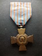Décoration Française - Medaille Croix Du Combattant 1914-1918 - 1914-18