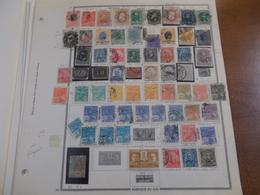 Lot N° 612 BRESIL + Chili  Neufs * Et Obl. Sur Page D'albums .. No Paypal - Stamps
