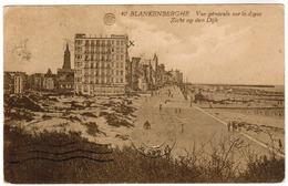 Blankenberge, Blankenberghe, Zicht Van Den Dijk (pk52317) - Blankenberge