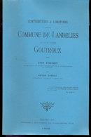 Commune De Landelies Et De Sa Filiale Goutroux - Cultural