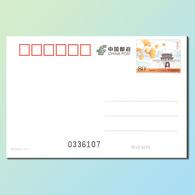 2018 CHINA Pp VIEWS OF PAN ZHOU  P-CARD - 1949 - ... People's Republic
