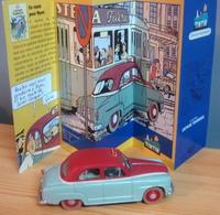 VOITURE LE TAXI SIMCA ARONDE De 1954, 1/43, Tintin Coke Et L'Affaire Tournesol - Tintin
