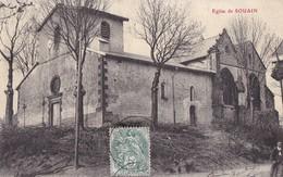 SOUAIN - Eglise - Souain-Perthes-lès-Hurlus