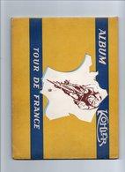 ALBUM KOHLER  TOUR DE FRANCE  1952  85 Vignettes Sur 100 - Cycling