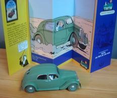 VOITURE LA LANCIA APRILIA DE L'EMIR De 1947, 1/43, Tintin Au Pays De L'Or Noire - Tintin