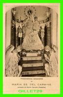 PALESTINE - PRODIGIOSA IMMAGINE DI MARIA SS. DEL CARMINE VENERATA SUL MONTE CARMELO - S. LEGA - - Palestine